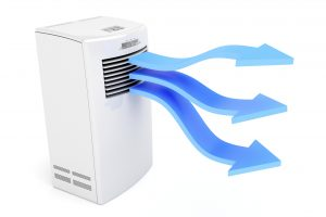 air-conditioner-blowing